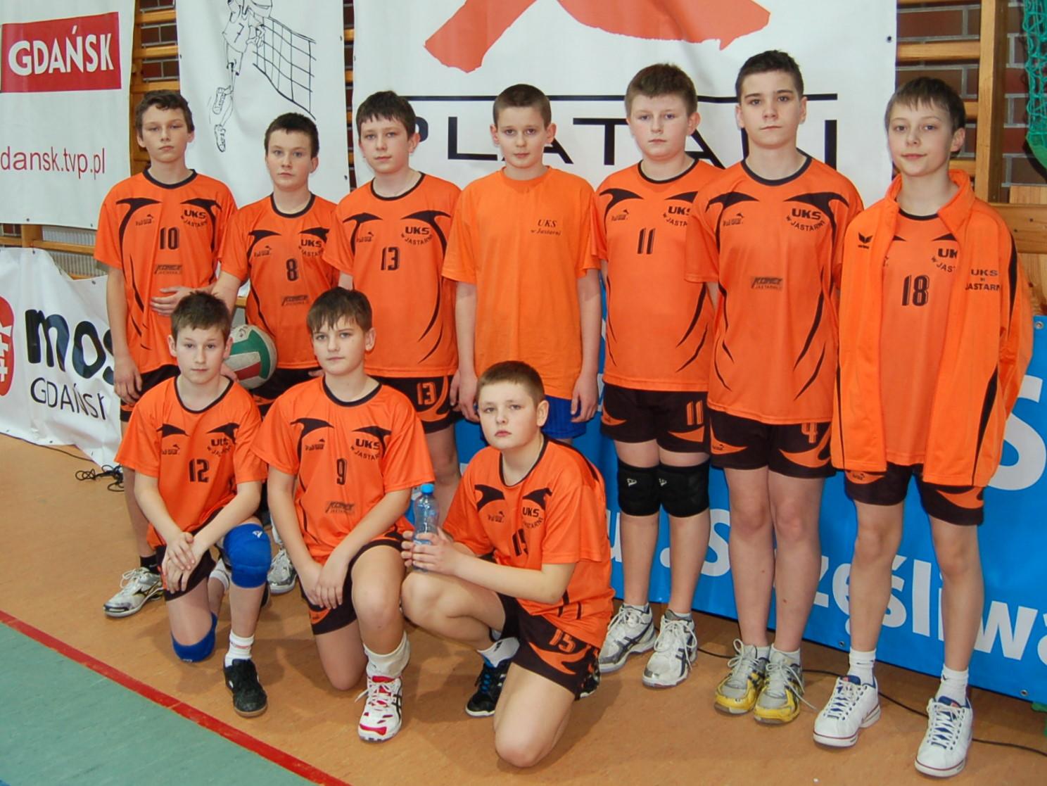 UKS Jastarnia w Platan Cup