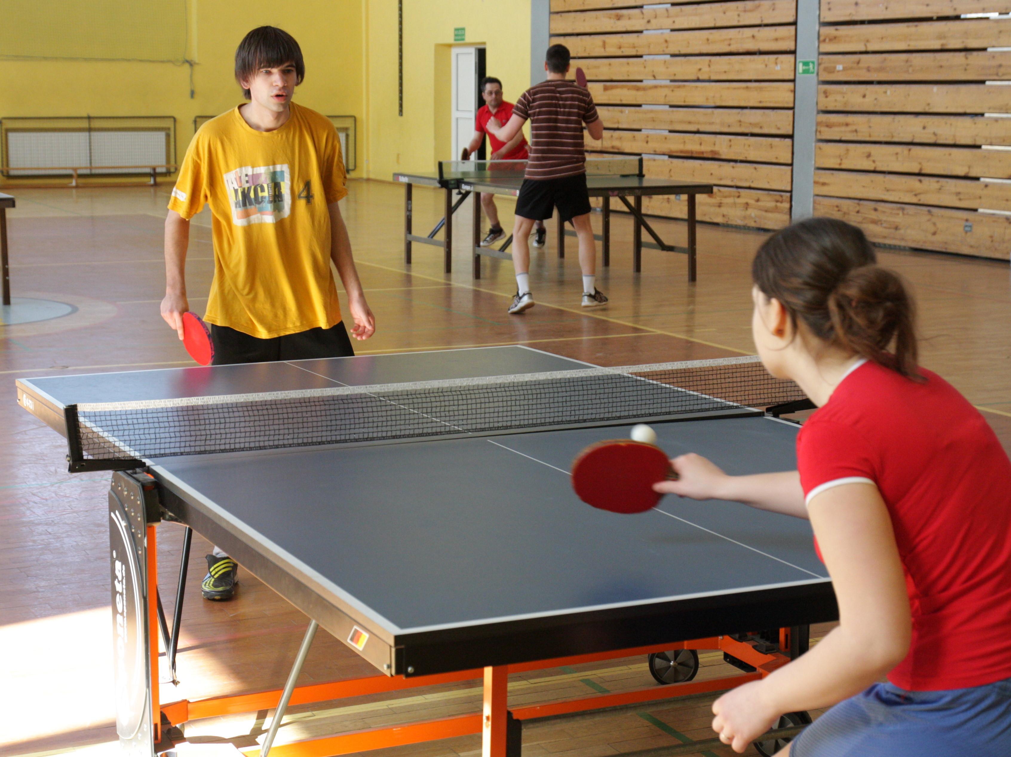 Tenisiści zagrali o mistrzostwo Jastarni