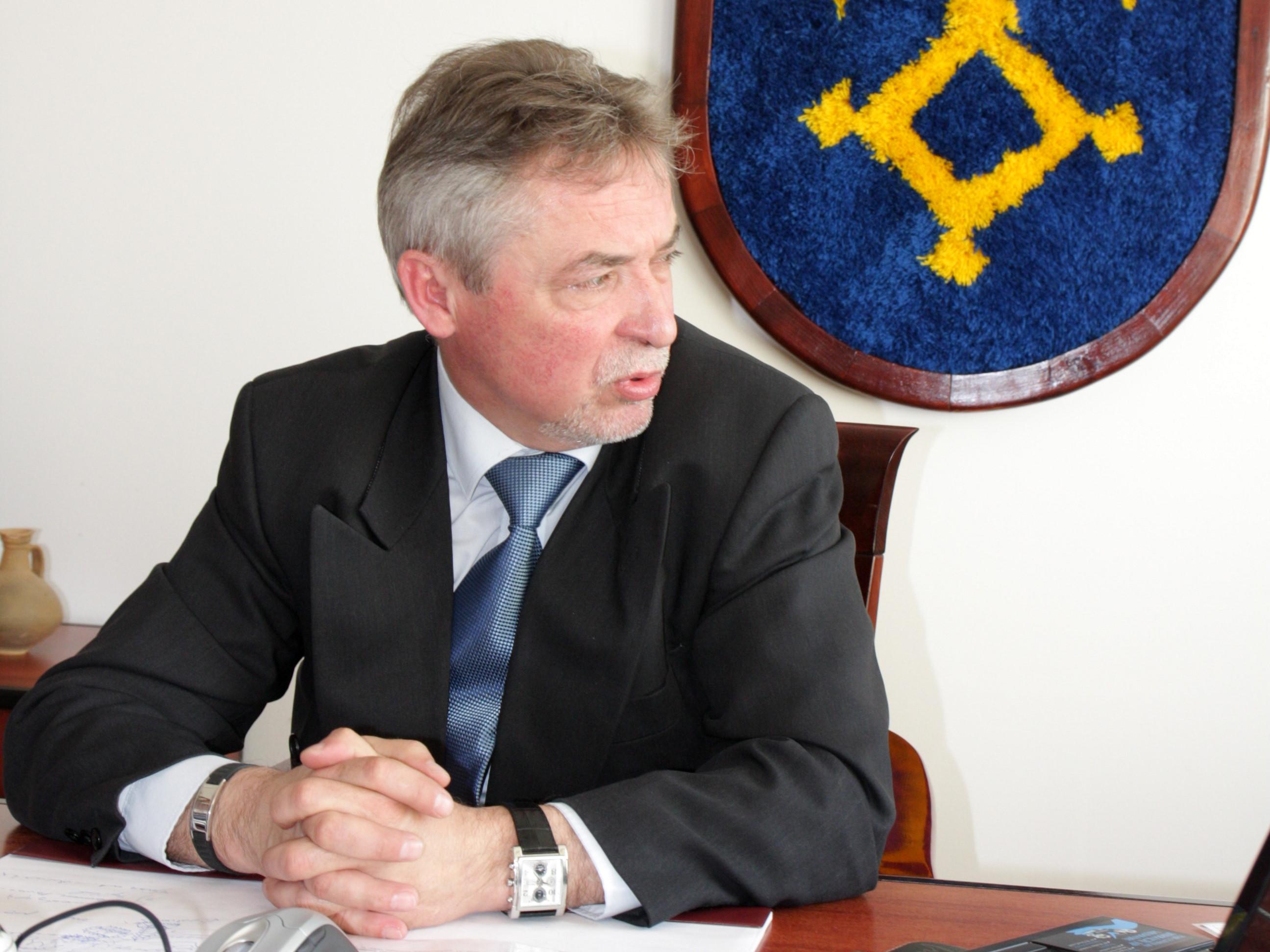 Wywiad z burmistrzem Wądołowskim