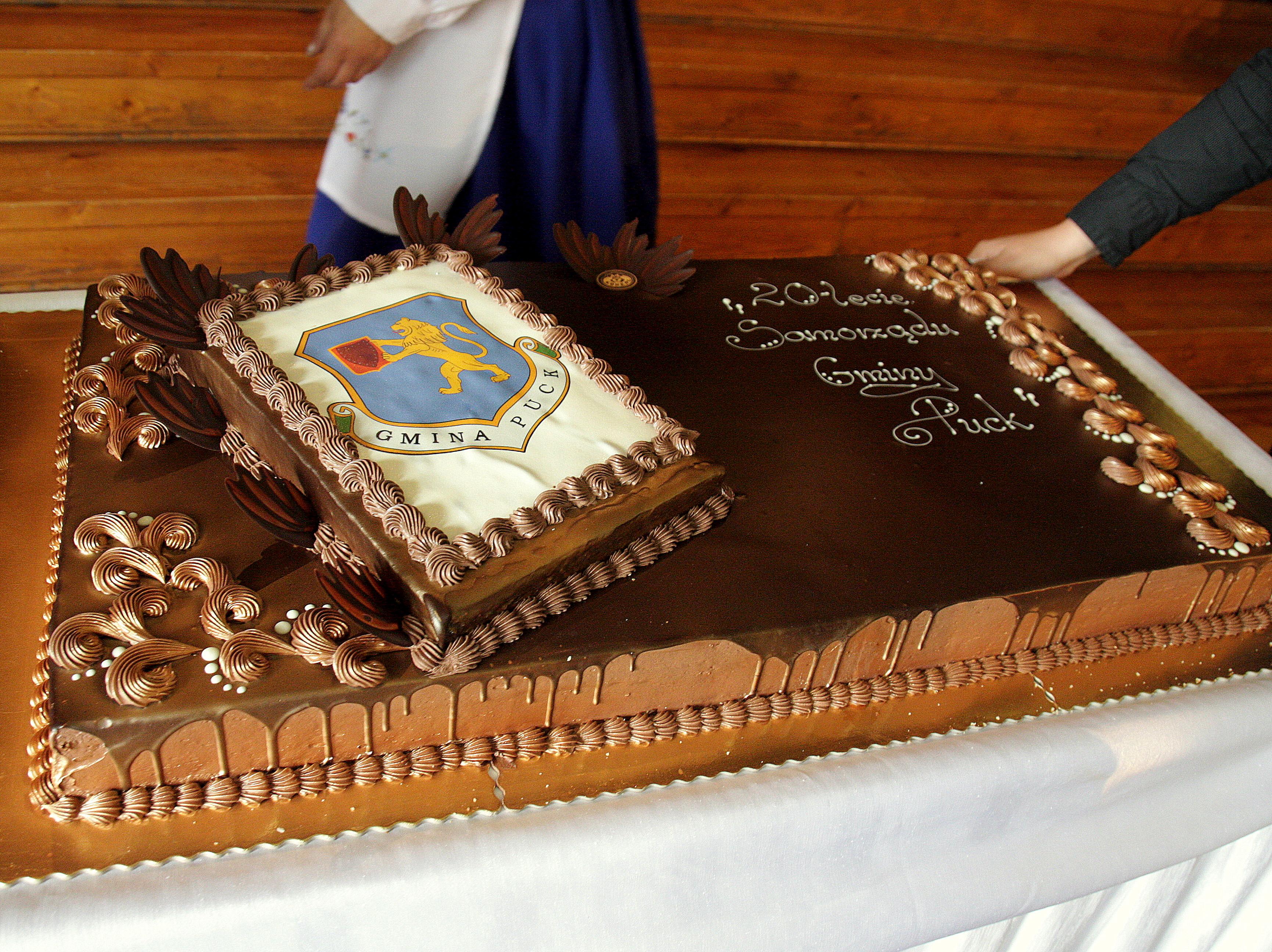 20 lat gminy Puck