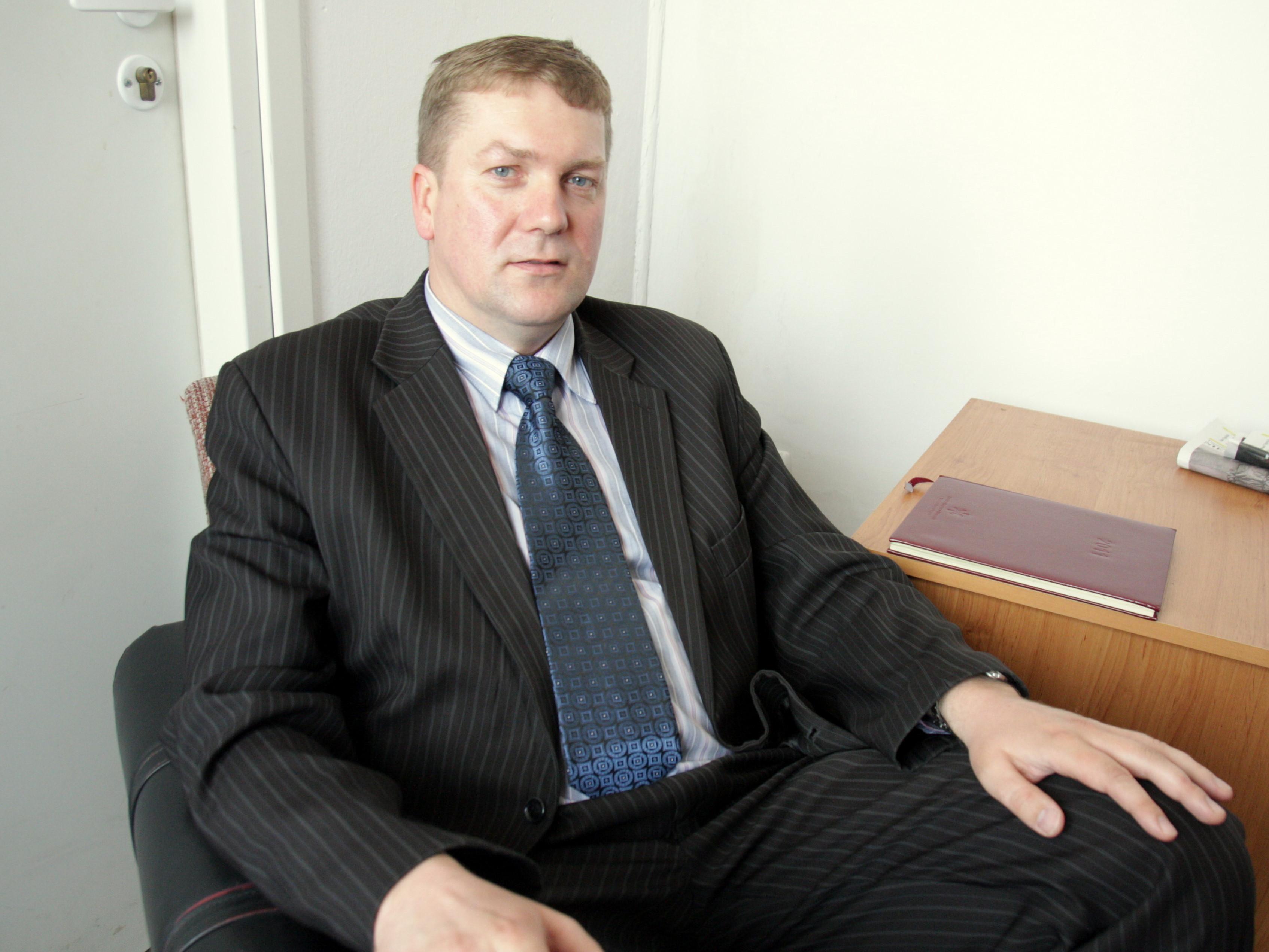 Wywiad z burmistrzem Narkowiczem