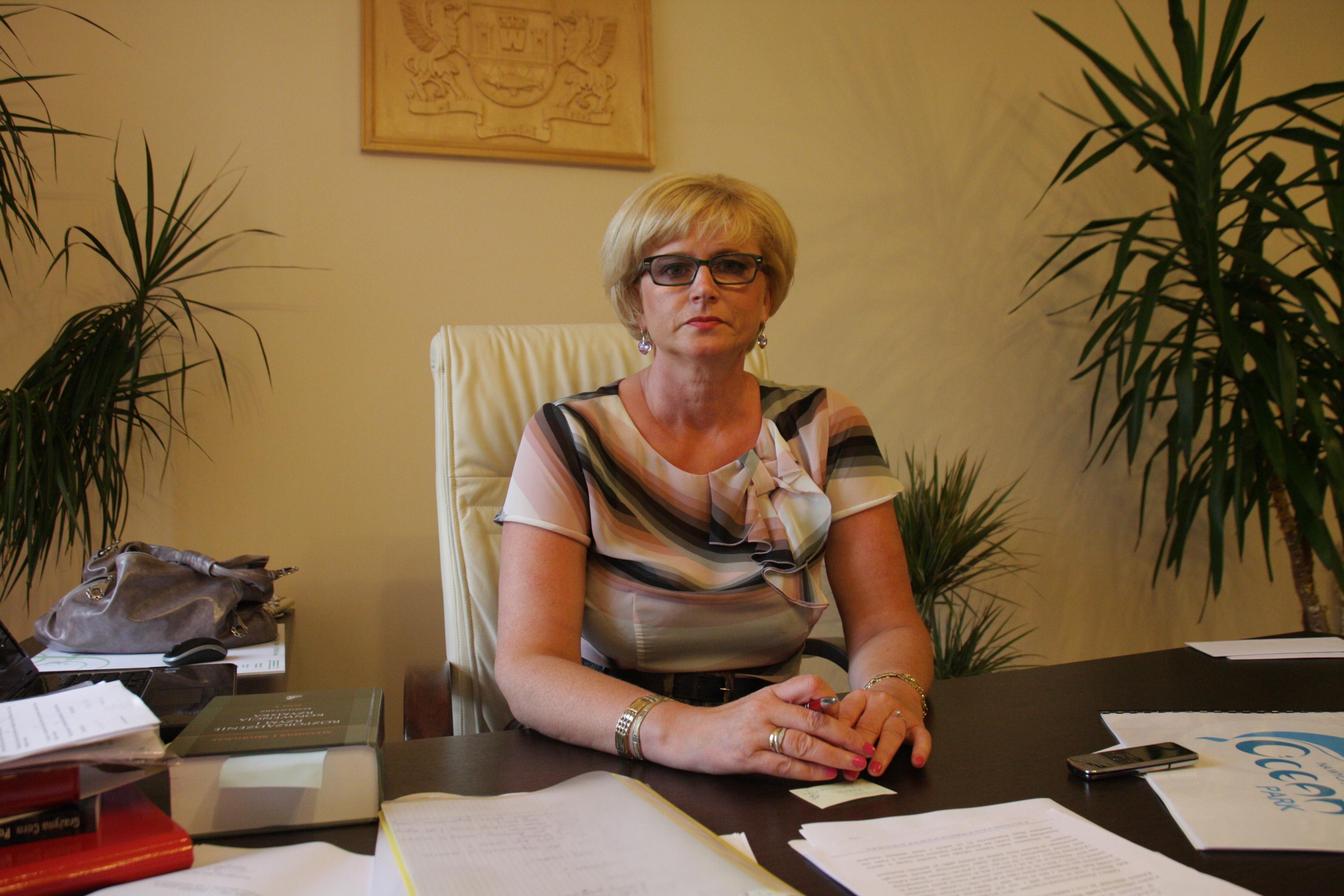 Burmistrz Cern o Czerwińskim