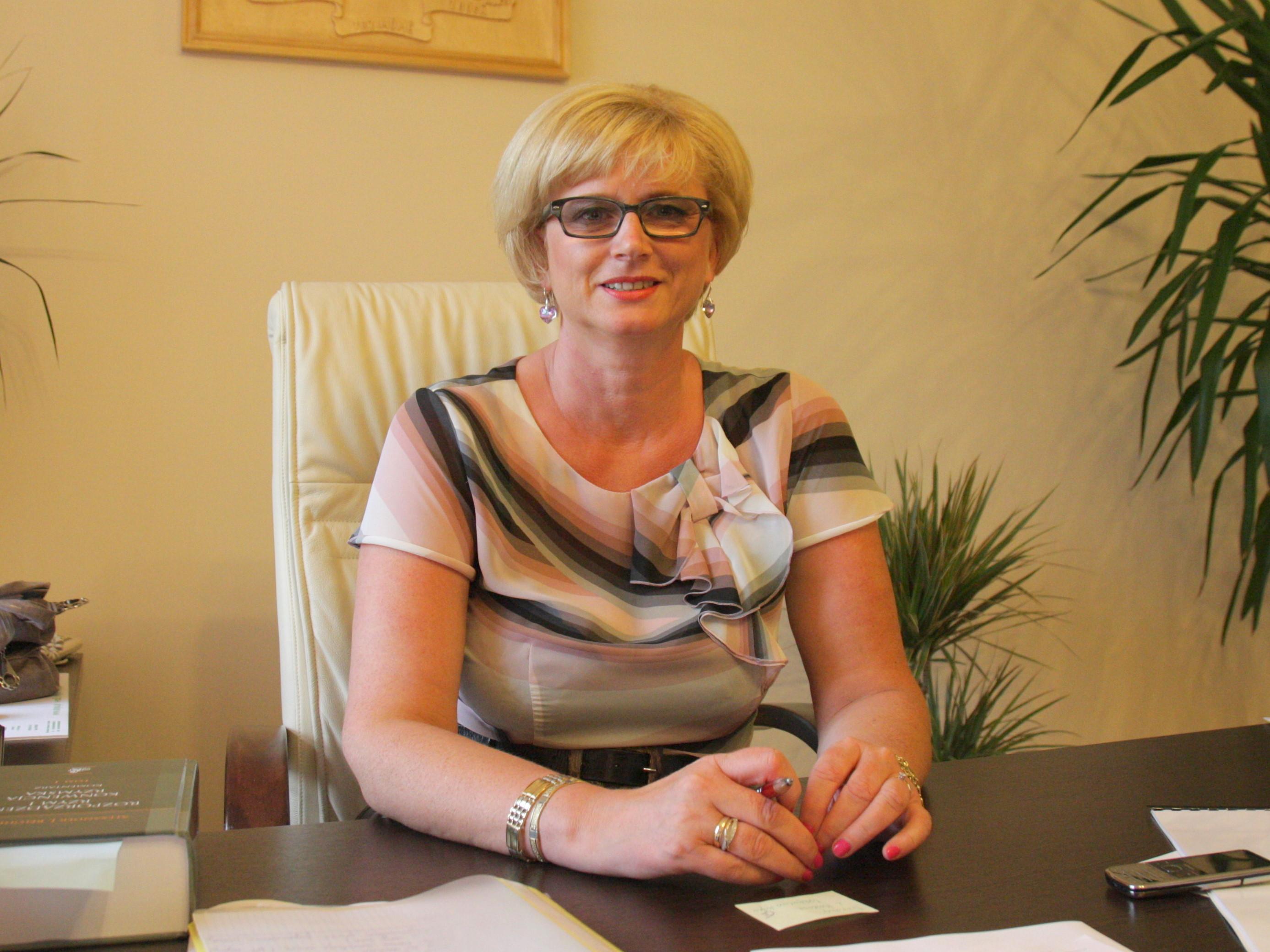 Wywiad z burmistrz Cern