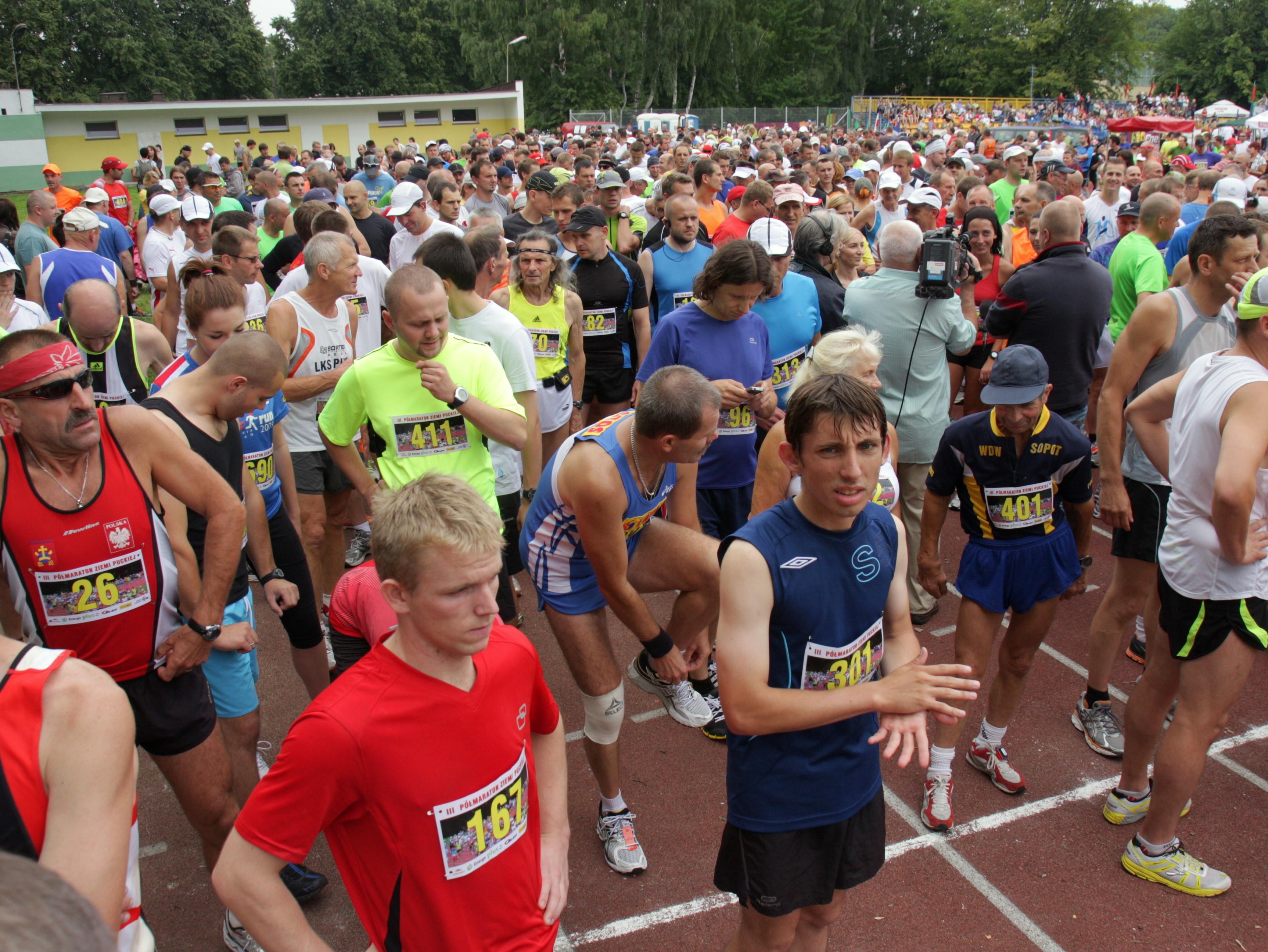 Kolejny biegowy rekord