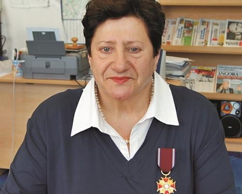 Ambasadorka kultury polskiej