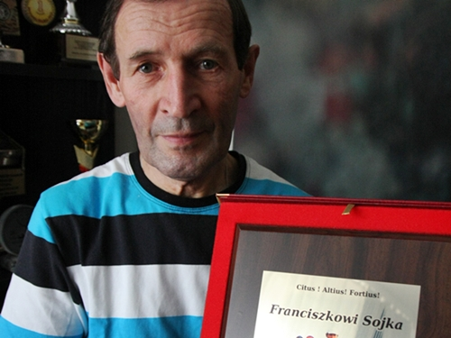 Franciszek Sojka o maratonie warszawskim