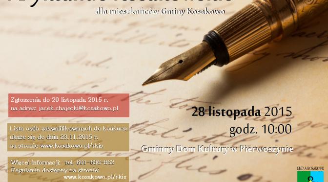 I Dyktando Kosakowskie