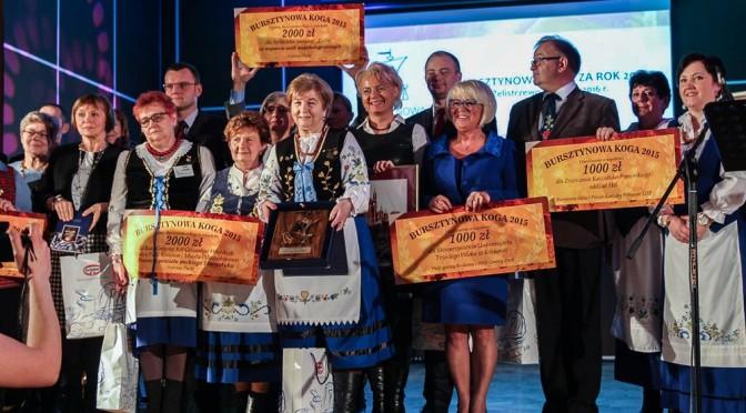 Znamy laureatów Bursztynowej Kogi 2015