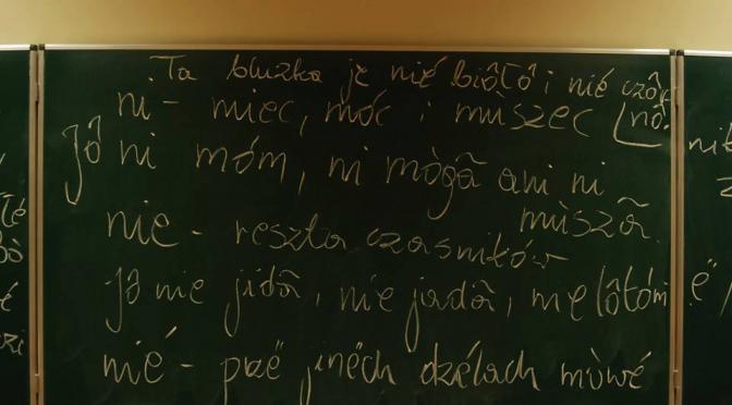 Kurs języka kaszubskiego