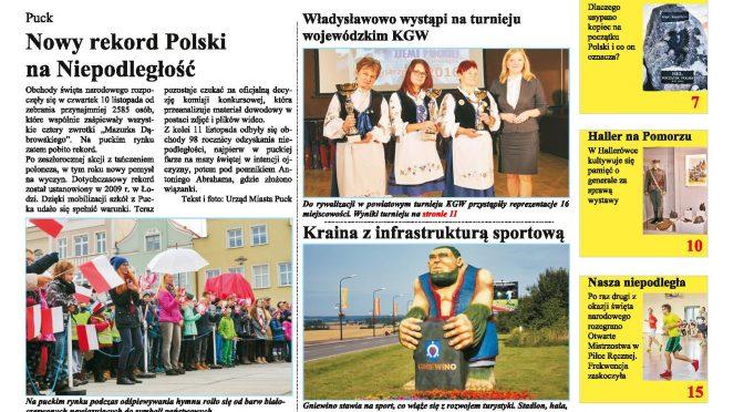 Ziemia Pucka.info – listopad 2016