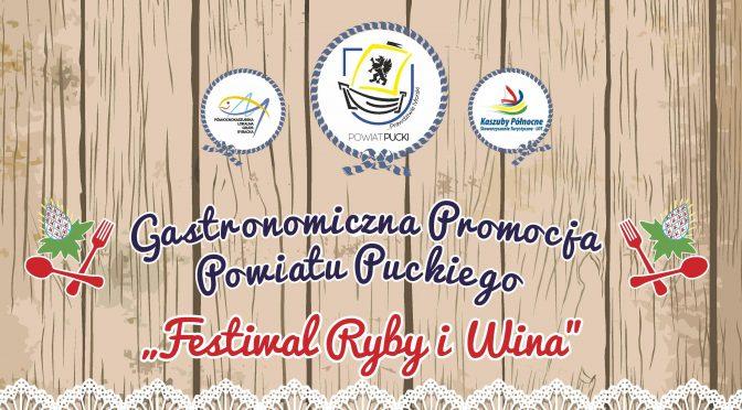 II Festiwal Ryby i Wina w Mechelinkach – 15 września