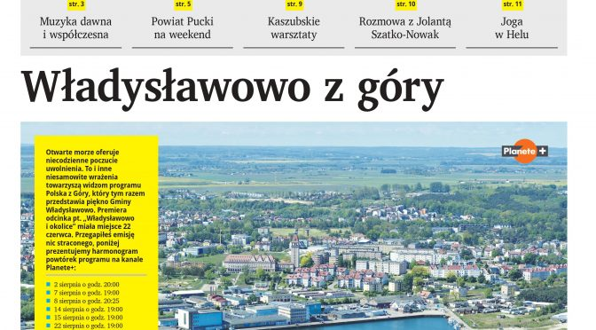Ziemia Pucka.info – sierpień 2020