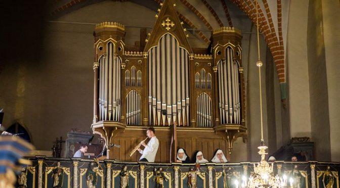 "Koncert ""Missa pro pace"" w Żarnowcu"